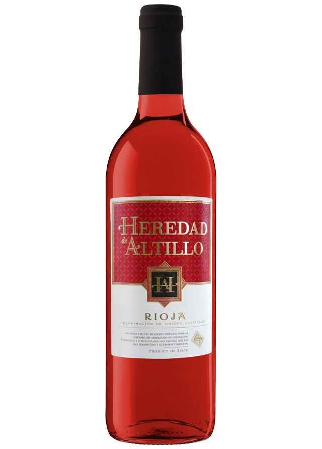 Heredad de Altillo Rosé