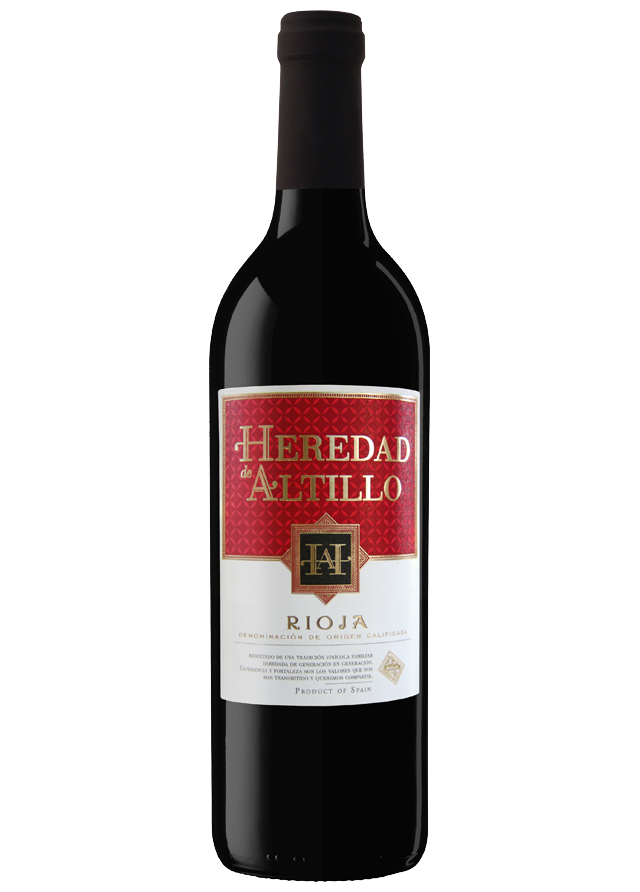 Heredad de Altillo Rouge