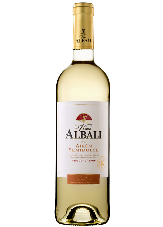 Viña Albali White Semi Sweet