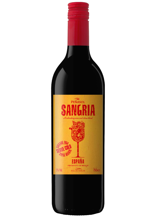 ... are carefully crafted to produce this classic Spanish Sangria