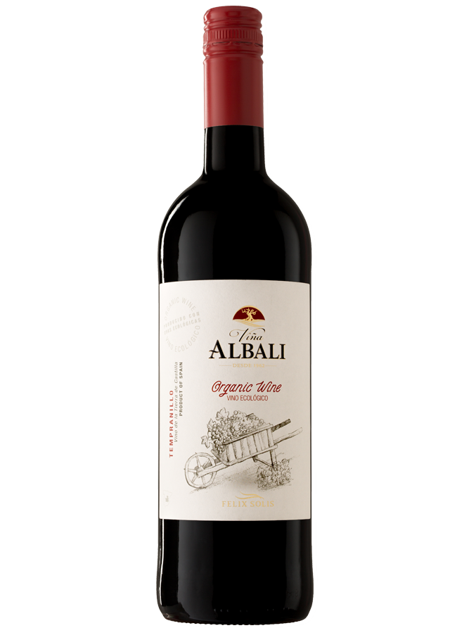 Viña Albali Red – Organic Wine